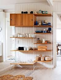 open shelf kitchen cabinet ideas kitchen wall shelving units 65 ideas of using open shelves