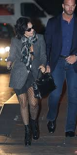 lady gaga dressed normal for halloween lady gaga ditches the garish goth as she rubs shoulders with fans