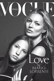 moss and style notes kate moss and cover vogue maisie williams