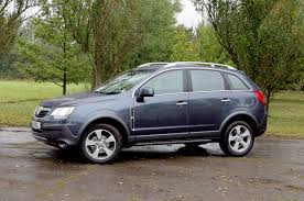 vauxhall antara station wagon 2007 2015 features equipment
