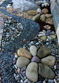 garden pebble mosaic by graham fry http www windingpath com