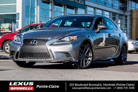 lexus canada customer service phone number used 2015 lexus is 250 f sport series 3 for sale in montreal