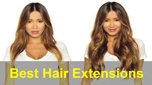 best human hair extensions best 8 hair extensions