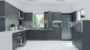 Black Corner Cabinet For Kitchen by Black Kitchen Cupboard Designs With White Interior Combination