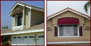 What Are Awnings Window Awnings Custom Fixed And Retractable Riverside San