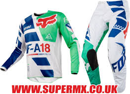 womens motocross gear uk 2018 fox 180 sayak youth motocross kit combo green super mx