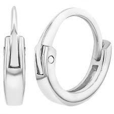 baby hoop earrings baby hoop earrings ebay
