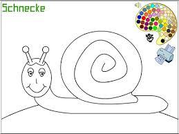 snail coloring pages kids snail coloring pages