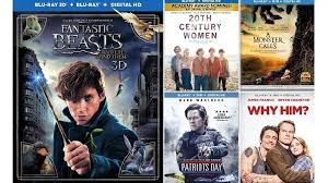 new dvd and releases for march 28 2017 kutv