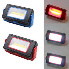 battery powered work lights new battery powered portable magnetic cob led work light enmergency