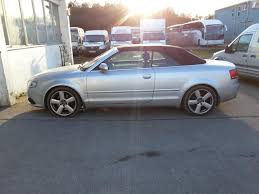 audi convertible 2006 used audi a4 s line convertible cars for sale motors co uk