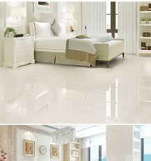best selling products 60x60 polished glossy plain white floor