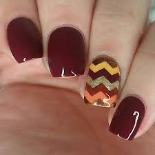 thanksgiving fingernails awesome nail store whats up nails on instagram adorable