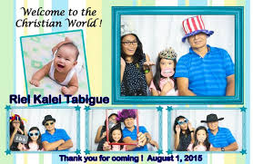 How Much Is A Photo Booth Baptismal Photo Booth Rental Smile Shots Photo Booth