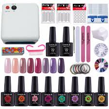 compare prices on gel nail polish kit online shopping buy low
