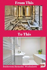 Home Design Worksheet 43 Best Adding Value To Your Home With Remodeling And Renovation