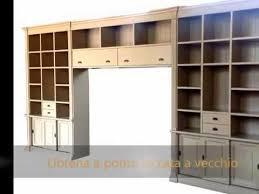 libreria ponte produzione e realizzazione di librerie a ponte pareti attrezzate
