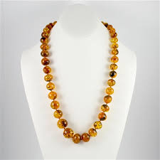 jewelry amber necklace images Polish art center 25 quot baltic amber necklace jpg