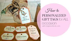 wedding tags diy personalized tags for wedding all occasion