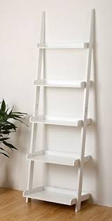 Bookcase Shelves Best Leaning Ladder Style Bookshelf U0026 Bookcase Reviews