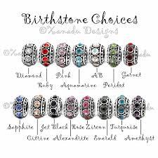 pandora charm bracelet charms images Birthstone charms for pandora bracelet jangler jpg