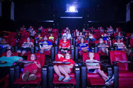 Reclining Chair Theaters Popular More Reclining Seats Popping Up In Local Theaters