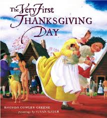 the attached thanksgiving book suggestions