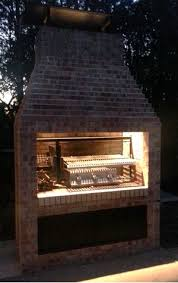 Pizza Oven Fireplace Insert by Chicken On The Parrilla Grill Argentine Grill Inspirations