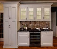 kitchen tin backsplash home decoration ideas