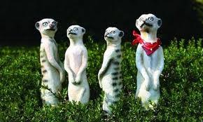 meerkat garden ornaments for the garden ornaments for sale uk