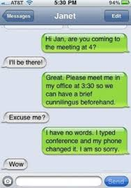 35 Hilarious Funny Texts Messages - 35 of the most concerning autocorrect fails of all time funny