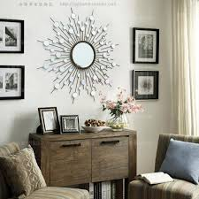 Wall Decoration Ideas For Living Room Decorating Ideas For A Mirrored Wall Coryc Me