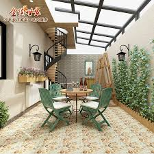 buy foshan ceramic tile printing small balcony wall tiles slip