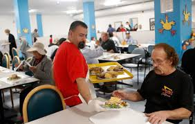 cityteam san jose serves up thanksgiving meals to hundreds