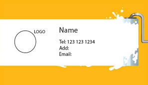 Vancouver Business Card Printing Vancouver Painting Business Cards Vancouver Solutionsignsawnings Com