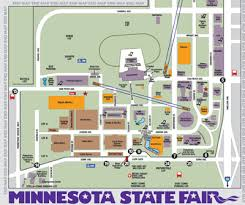 minnesota state fair map minnesota state fair map and schedules cities