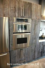 Reclaimed Wood Kitchen Cabinets Reclaimed Oak Kitchen Island Reclaimed Wood Kitchen Cupboard Doors