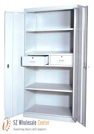 Modern Storage Cabinet Modern Storage Unit Pinellas 2 Door Cabinet Bench With Baskets
