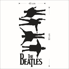 aliexpress com buy beatles quote wall sticker portrait