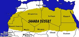 Sahara Desert On World Map by Sahara Desert Map Sahara Desert Map Sahara Desert Map Africa