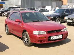1998 subaru impreza 1998 subaru impreza wagon pictures 1493cc gasoline ff