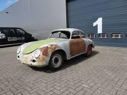 porsche 356 coupe bbt nv blog for sale 1957 porsche 356 u201ca u201d coupe solid project