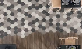 hexagonal riavo tiles here at ceramics ceramics