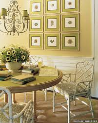 Wallpaper Designs For Dining Room Green Rooms Martha Stewart