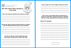how the grinch stole christmas lesson plans author dr seuss