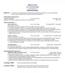 best resume builders how to write resume college student free resume builder resume