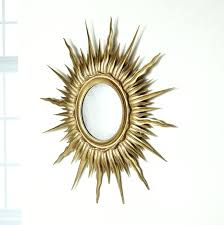 wall ideas sun mirror wall decor india modern round mirror wall