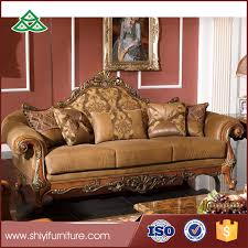 New Style  Seater Sofa Design Leather Sofa For Living Room - New style sofa design