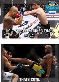Anderson Silva Meme - anderson silva muay thai meme silva best of the funny meme