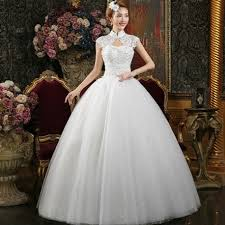 wedding dress korea 2017 korean style lace halter neck wedding dress fashion